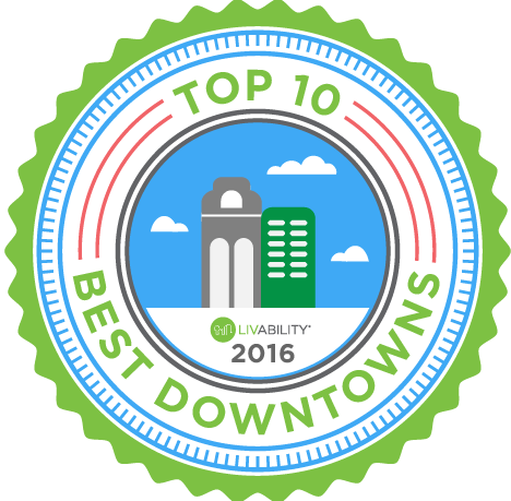 Top 10 Downtown
