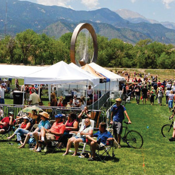 Pikes Peak Art & Music Festival