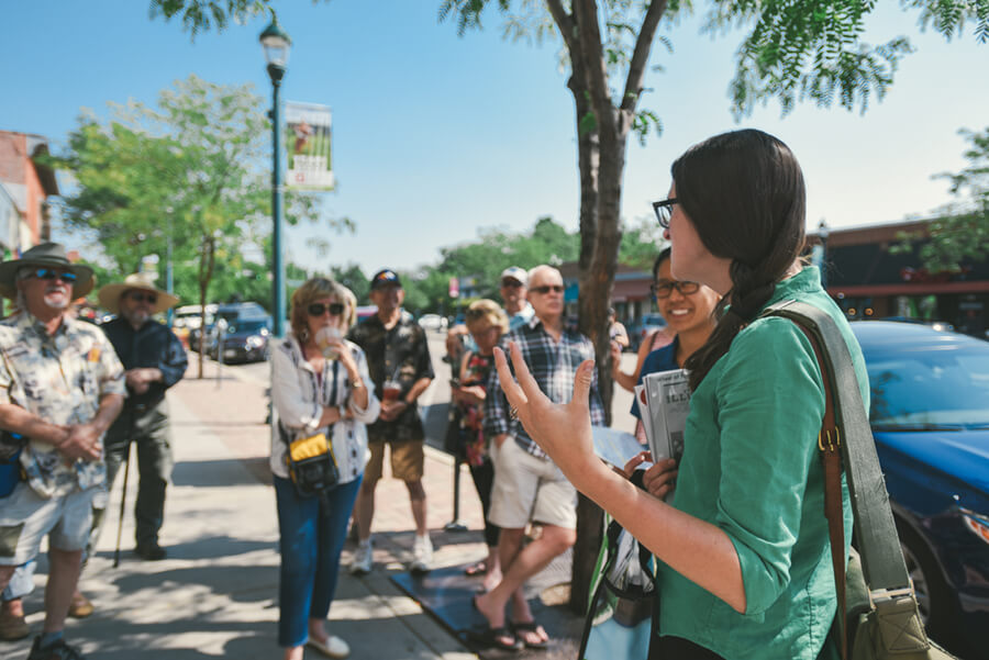 DOWNTOWN WALKING TOURS