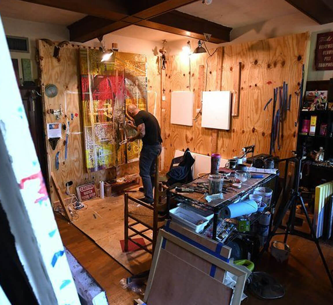 Artspace Live/Work Space