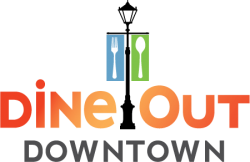 Dine Out Downtown Logo